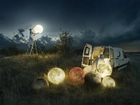 Foto: Erik Johansson, Full Moon Service