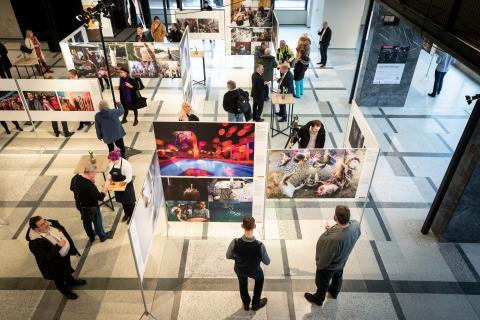 Foto: Pressifoto näituse avamine. Madis Veltman /Postimees