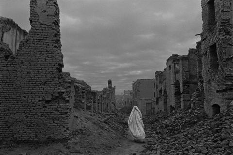 Foto: James Nachtwey. Afganistan Kaboul 1996