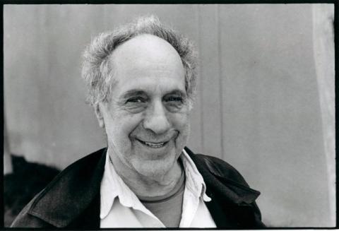 Robert Frank (1996). Foto: http://www.johnfreephotography.com