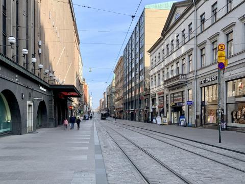 Helsingi. Foto: Enriika Vunk