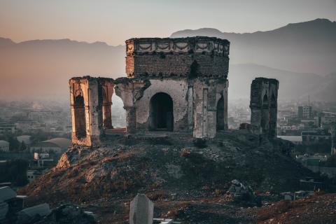Foto: Kabul, Suliman Sallehi/Pexels
