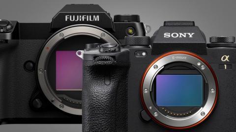 Foto: Fujifilm / Sony
